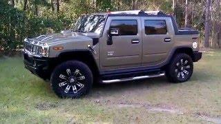 Duramax Hummer H2 SUT  600HP / 1200FTLB