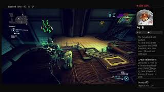 Warframe Time #1 - Is this a Legendary Core?