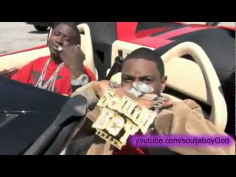 Soulja Boy - Lamborghini (Official Video) Music Videos