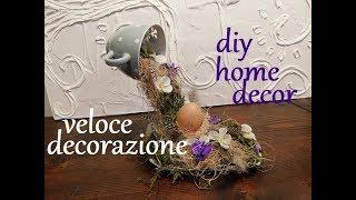 Una veloce decorazione primaverile dallo stile romantico