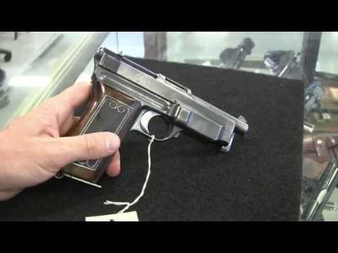 Mauser 1912/14 Automatic Pistol