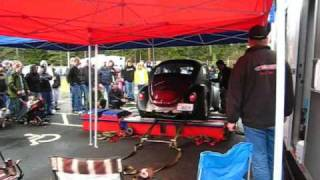 2276 EFI Turbo VW beetle Dyno Pull