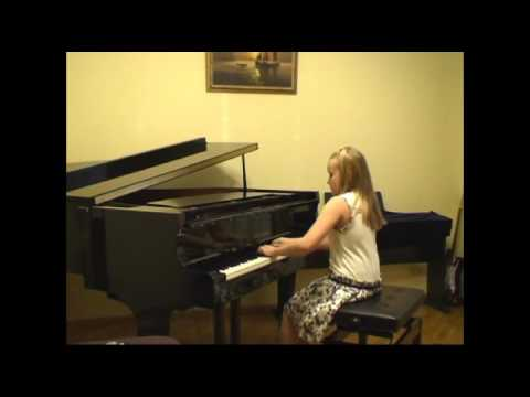 Бах Иоганн Себастьян - BWV 799 - Три части инвенции №13 (ля минор)
