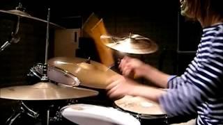 横顔/aiko(Drum Cover)