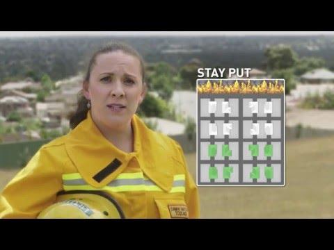Grassfire risk on Melbourne's urban fringe