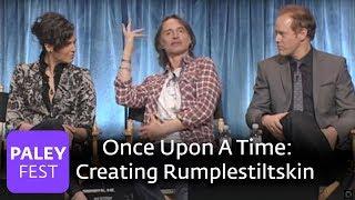 Once Upon A Time  - Creating Rumplestiltskin