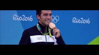 Gabriele Detti vince il suo secondo bronzo a Rio 2016