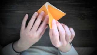 How To Create Pumpkin Origami For Halloween