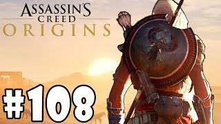 Assassin's Creed: Origins - Walkthrough - Part 108 - Shadya's Rest (PC HD) [1080p60FPS]