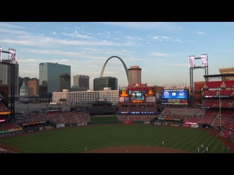 St. Louis Cardinals - Busch Stadium - 2012