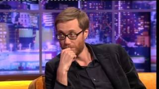 """Stephen Merchant"" The Jonathan Ross Show Series 5 Ep 3 26 October 2013 Part 3/5"