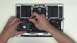 "How to Take Apart the 2016 13"" Macbook Pro with Touchbar A1706"