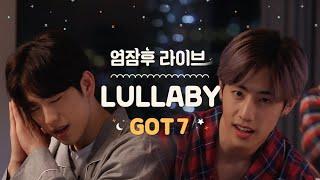 엄잠후 Live 갓세븐 Got7 Lullaby Feat 응원법