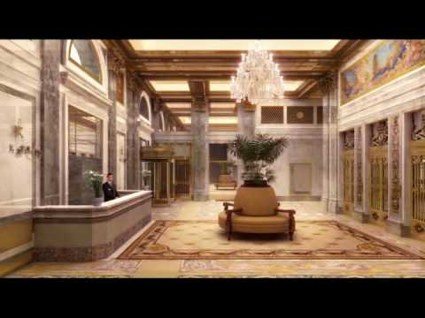 The Plaza Residences Video New York City Luxury Hotels