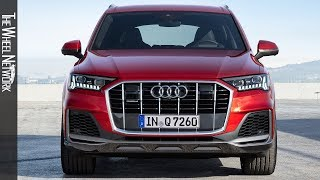 2020 Audi Q7 | Driving, Interior, Exterior