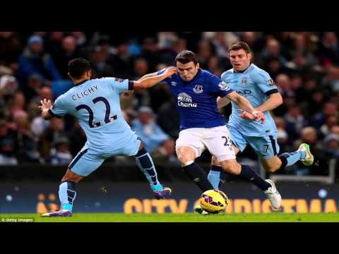 Manchester City 1-0 Everton: Aguero injury sours victory