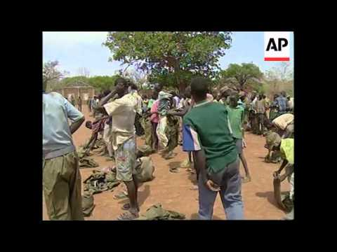 SUDAN: CHILD SOLDIERS