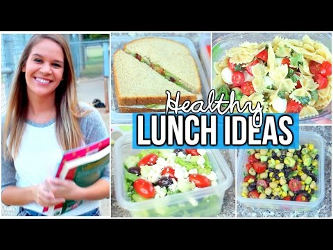 Healthy Back to School Lunch Ideas!! Quick + Affordable