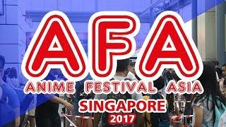 Anime Festival Asia (AFA) Singapore 2017 C3