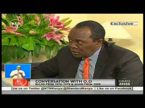 Jeff Koinange Live with former Nigerian president Olusegun Obasanjo part2