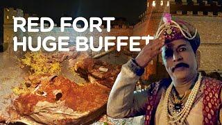 Lal Qila   Quails & Full Steam Lamb   The Red Fort Buffet   Karachi Street Food