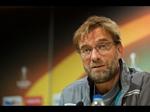 Jurgen Klopp pre-match press conference - Villarreal vs. Liverpool (Europa League)