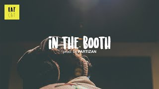 (free) Chill Old School Boom Bap Type beat x Hip Hop instrumental | 'In the booth' prod. by PARTIZAN