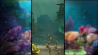 3D Underwater Wallpaper