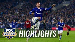 FC Schalke 04 vs. Hannover 96   2018-19 Bundesliga Highlights