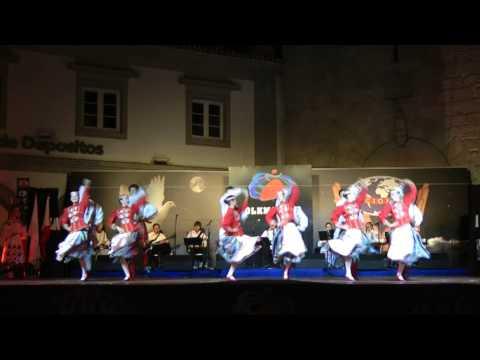 Belarusian folk dance: Pava