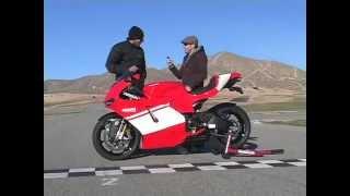 2009 Ducati Desmosedici RR First Ride Preview