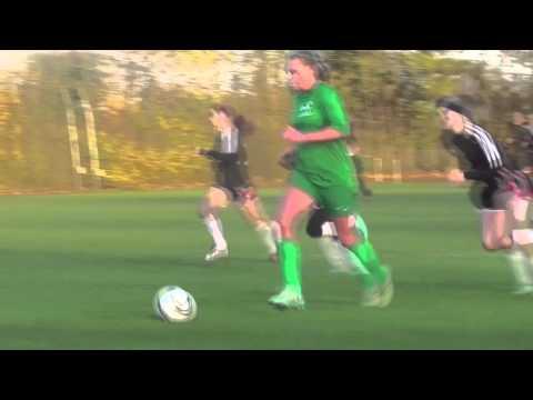 Girl's Soccer ISST 2015 - ACS Cobham 1 - 0 Cairo American College