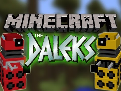 Minecraft DALEK Mod | Episode 870