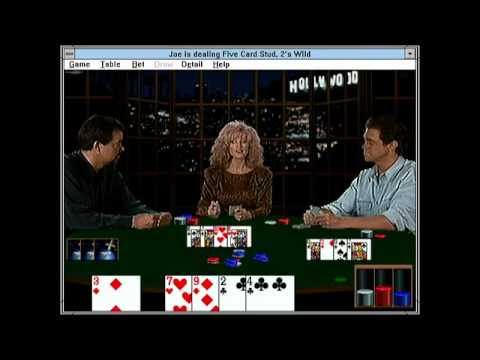 Quick Look: Multimedia Celebrity Poker