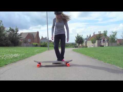 LongboardUK Trick Tips: 180 Coleman Slide