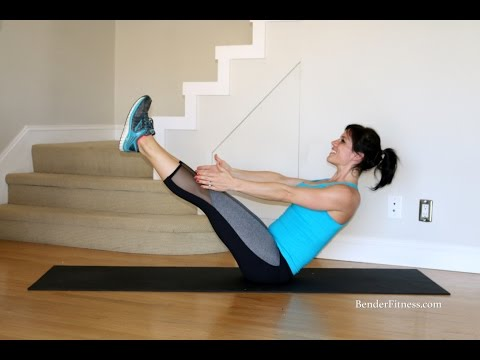 Quick Core Challenge: Ab Workout
