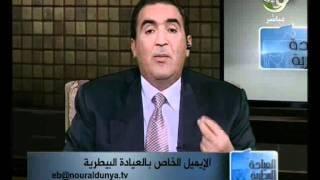 الدكتور حامد موسى الأقنص فى حلقة عن الدواجن 3