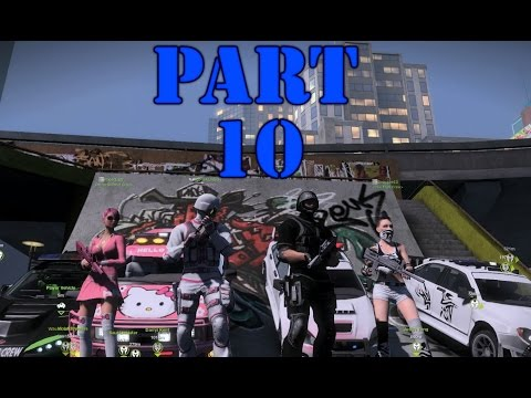 The FGN Crew Plays: APB Reloaded Part 10 - Get Sniped (PC)