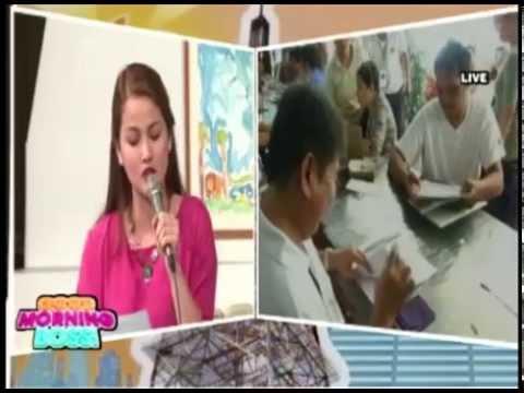 GMB - Tekamoment: BIR, nagpaalala kaugnay sa pag-file ng 'income tax return' [04/13/15]