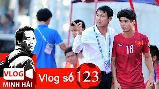 Vlog Minh Hải   Hàn gắn ĐT Việt Nam xoay quanh Công Phượng