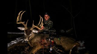 Bowhunting Deer: Kick It In Son 5 Year Journey
