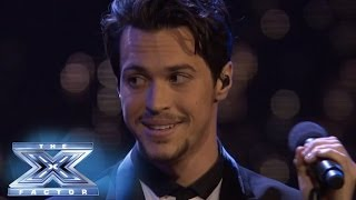 "Finale: Alex & Sierra Perform ""All I Want For Christmas Is You"" - THE X FACTOR USA 2013"