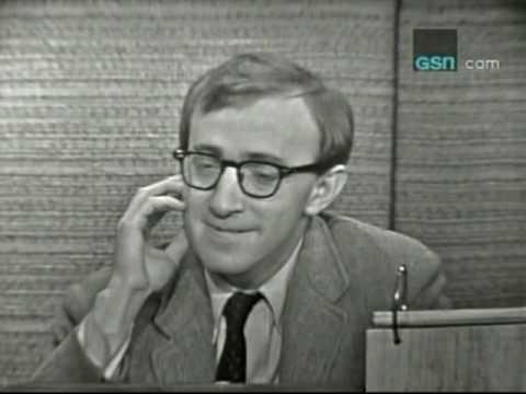 Woody Allen on