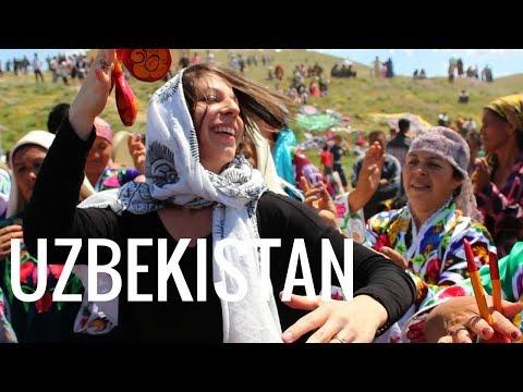 Navoi, Uzbekistan: The Asrlar Sadosi Festival