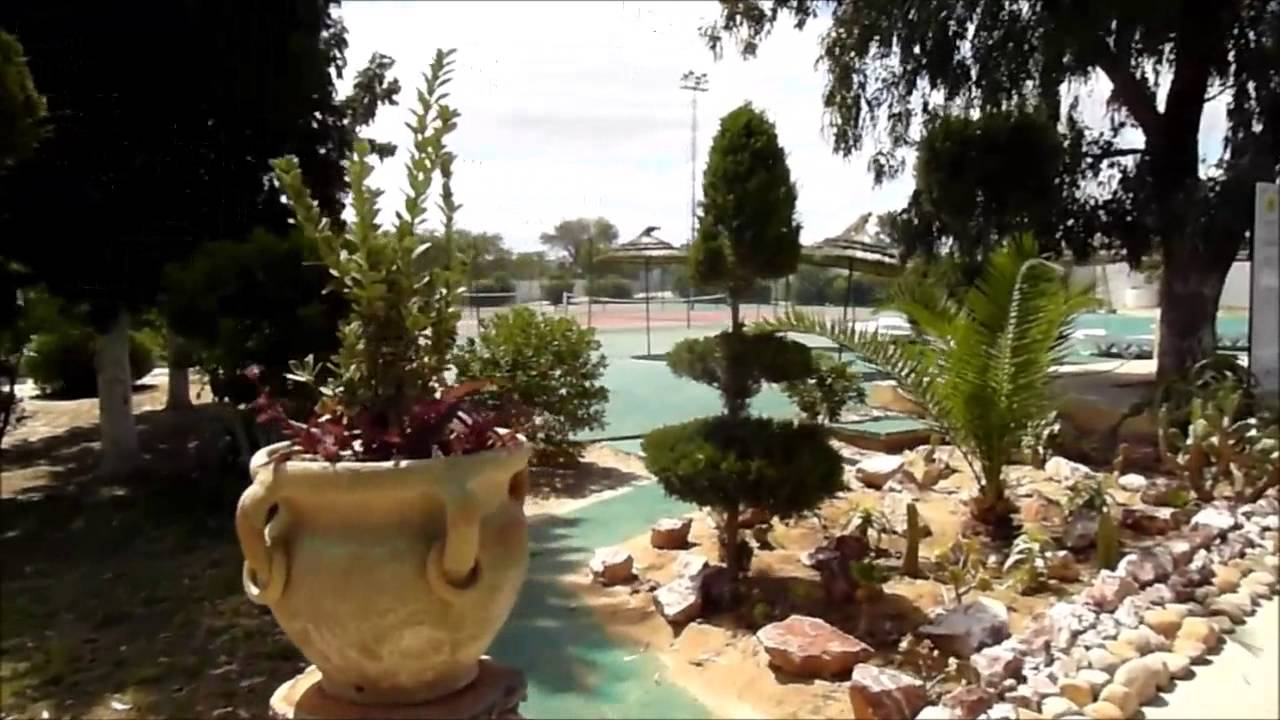 Tunisia Hotels in Skanes Hotel Eden Club Tunisia