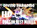 The Real MMORPG Divine Paradise Gameplay Android / IOS (Dragon Nest Mobile Version English) HD