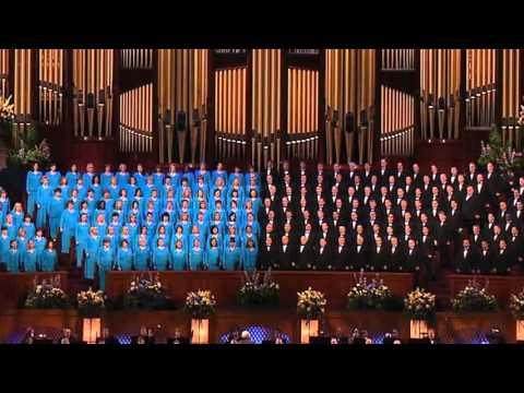 Mormon Tabernacle Choir - « Holy Art Thou » (Largo