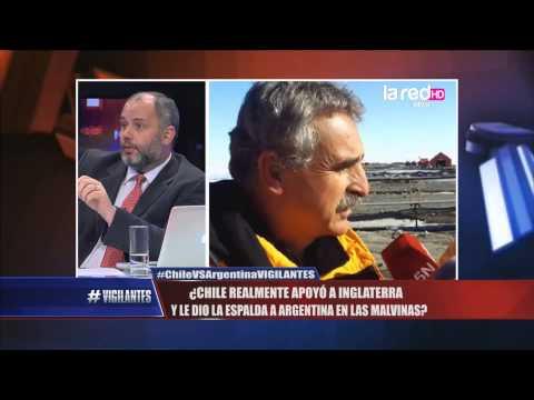 ¿Chile traicionó a Argentina en la guerra de Las Malvinas