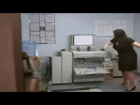 XXXL en fotocopiadora!!!