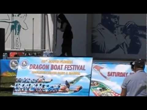 South Florida Dragon Boat Festival 2012 - Julie Drapkin